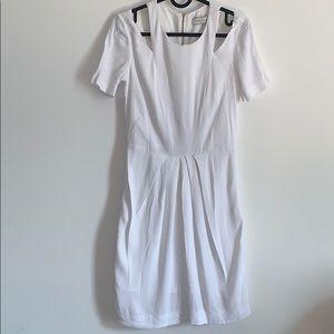 Sandro White Dress